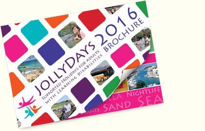 holiday brochure